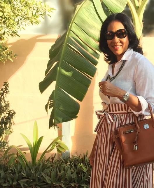 Eva Jones Concierge Hermes bag